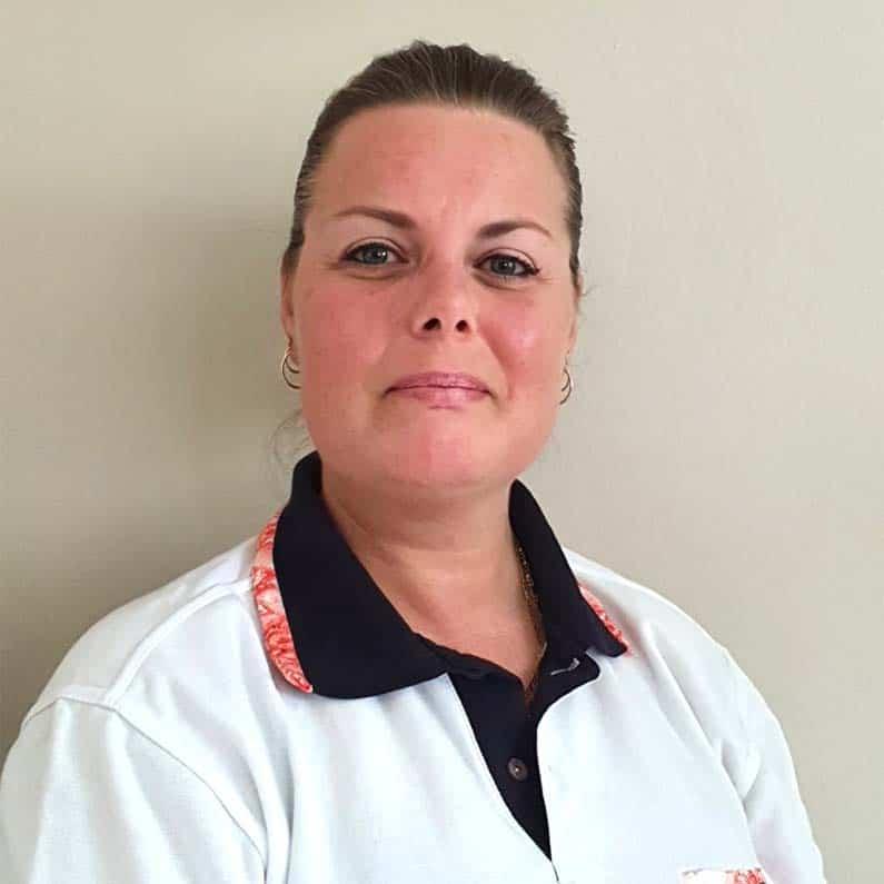 Patricia Lammers van der Bend